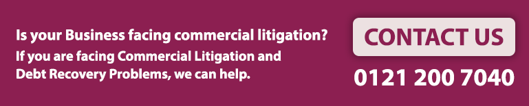 Commercial litigation specialists