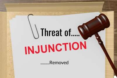 Injunction Testimonial for our Commercial Litigation Specialists