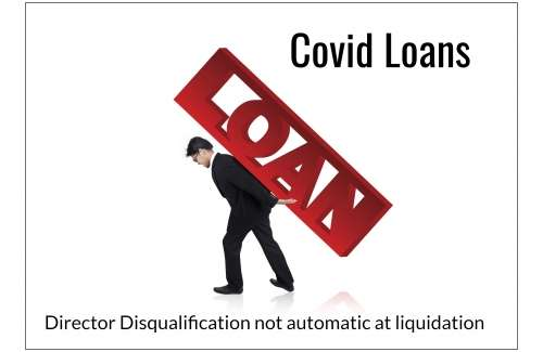 Testimonial – Use of Covid-19 Grants and Bounce Back Loans & Subsequent Liquidation did not Mean Director Disqualification for our Clients