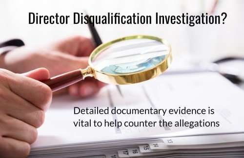 Alleged failure by Director to maintain and/or preserve and deliver up books and records – allegation defeated